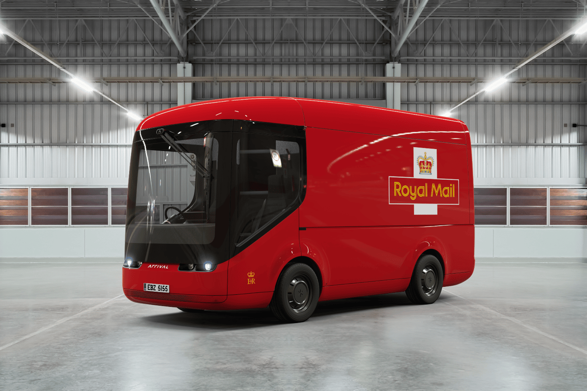 The trials will see various versions of the electric trucks start rolling out of Royal Mail's Mount Pleasant depot in central London this week