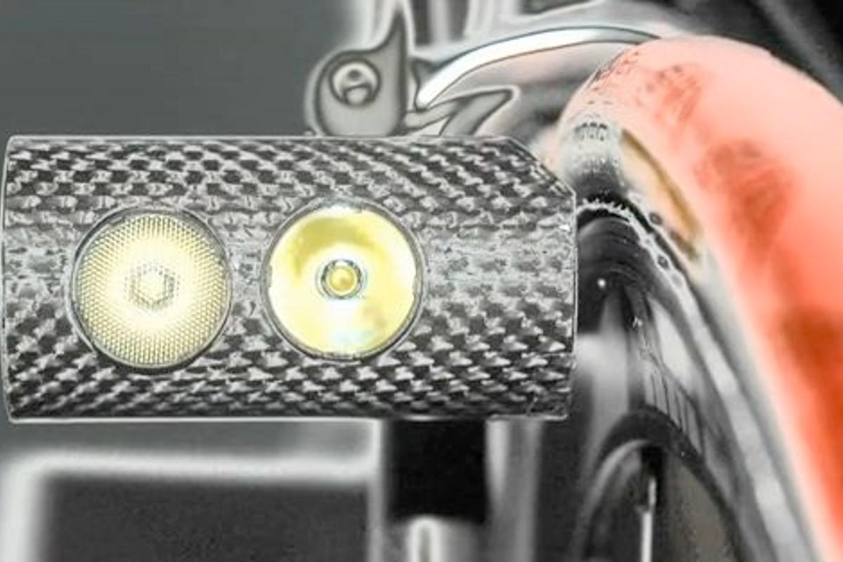 The Magnic Light is a contactless dynamo bike light, that reportedly utilizes eddy currents to produce electricity