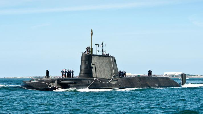 HMS Artful recently carried out a successful missile test using its new Common Combat System