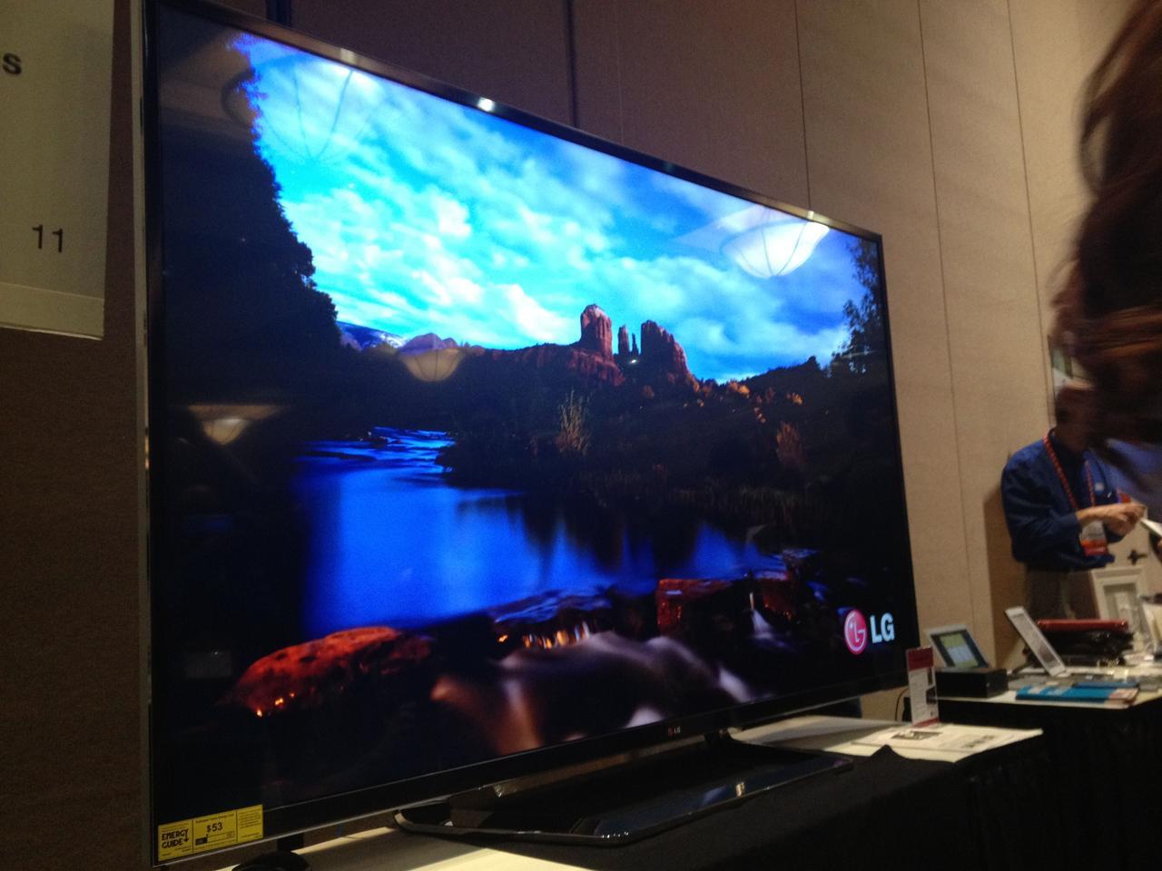 LG's 84LM960 4K 3D TV
