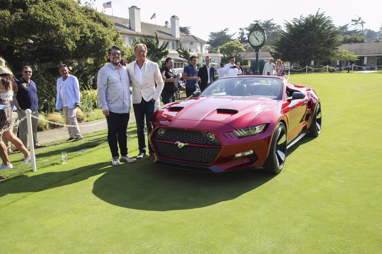 California's Galpin Auto Sports and Henrik Fisker reveal their latest collaboration