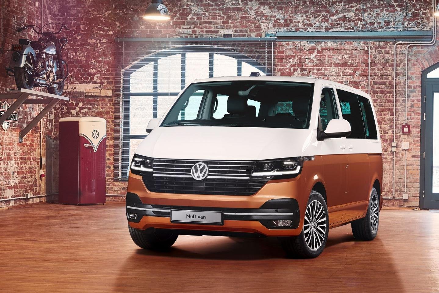 Volkswagen gives the T6 a sizable update