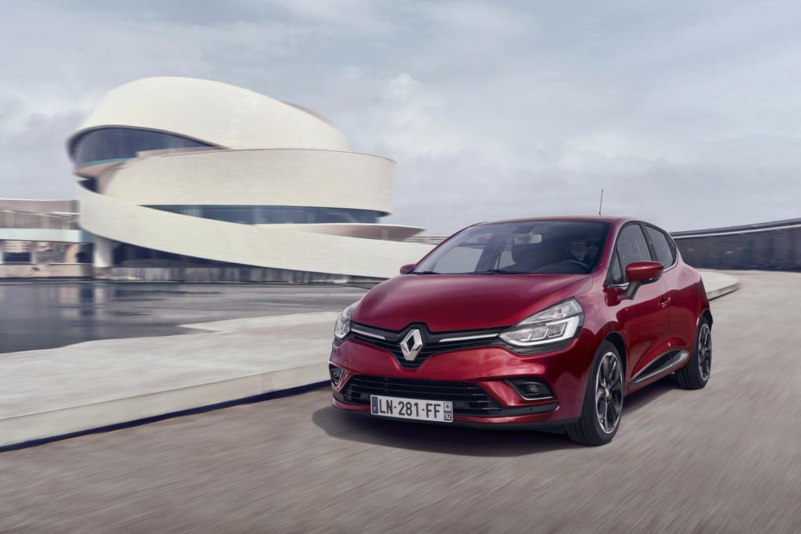 The new Renault Clio has 11 engine/transmission combinations
