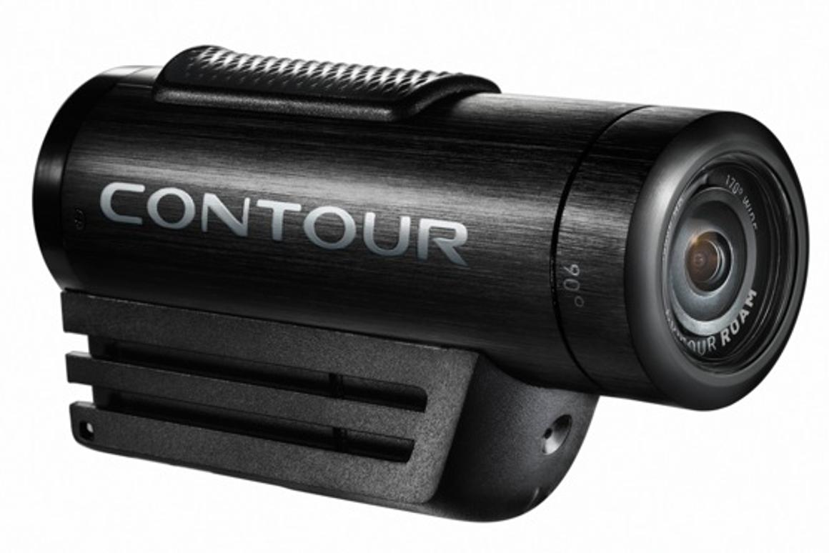 Contour has released its latest actioncam, the ContourROAM, which is simpler to operate and is waterproof