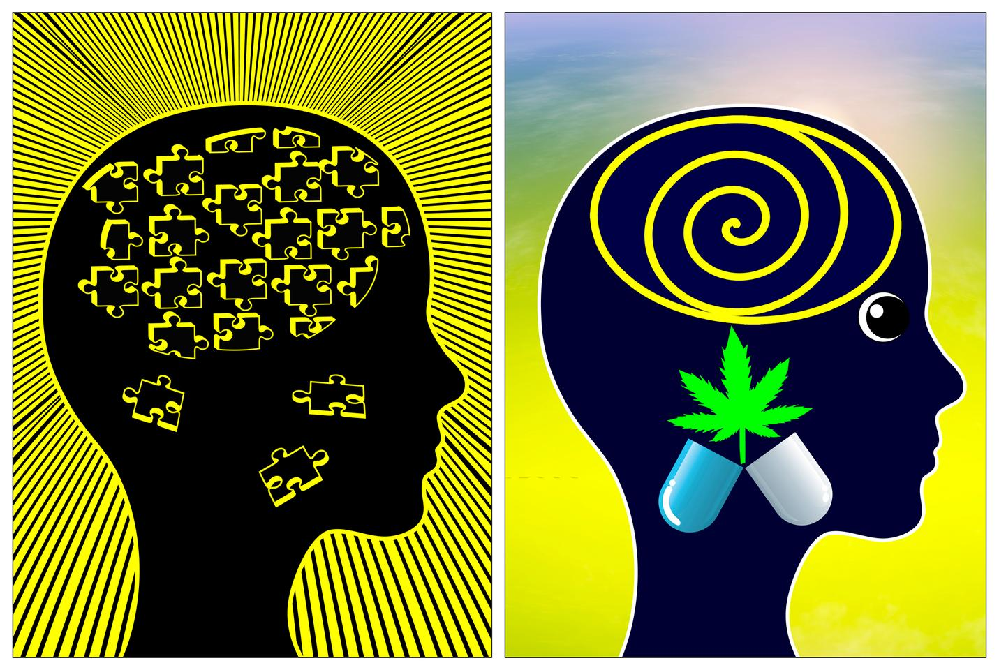 Observational research suggests an association between cannabis use and medication overuse headaches