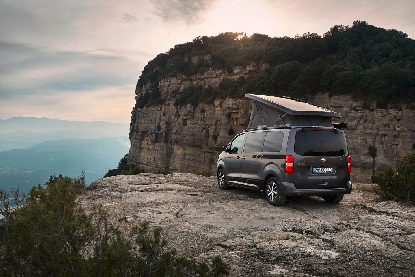 The Crosscamp is built to enable theperfect escape from city life