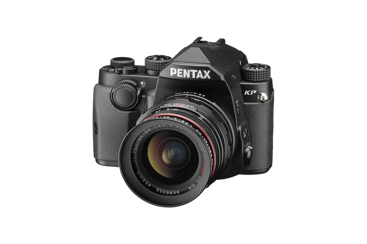 The new Pentax KP