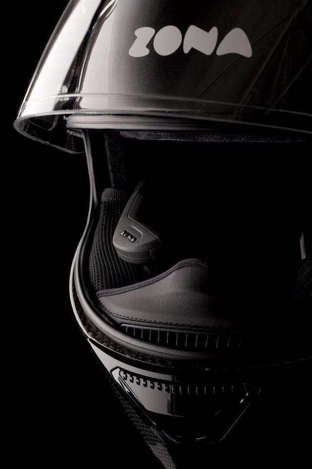 Camera Kit Brings Rear Vision To Motorcycle Helmets