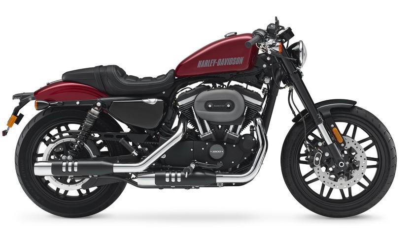 Harley-Davidson bolsters the Sportster range with 2016 Roadster