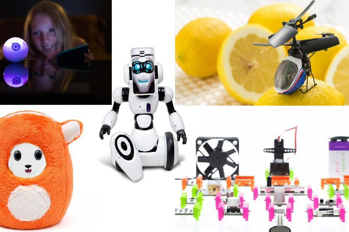 Gizmag's pick of the 10 coolest high tech toys