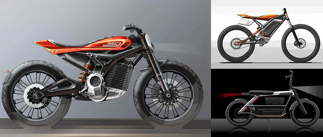 Harley-Davidson is looking into a whole series of electric motorcycles, including the possibility of a cityscooter