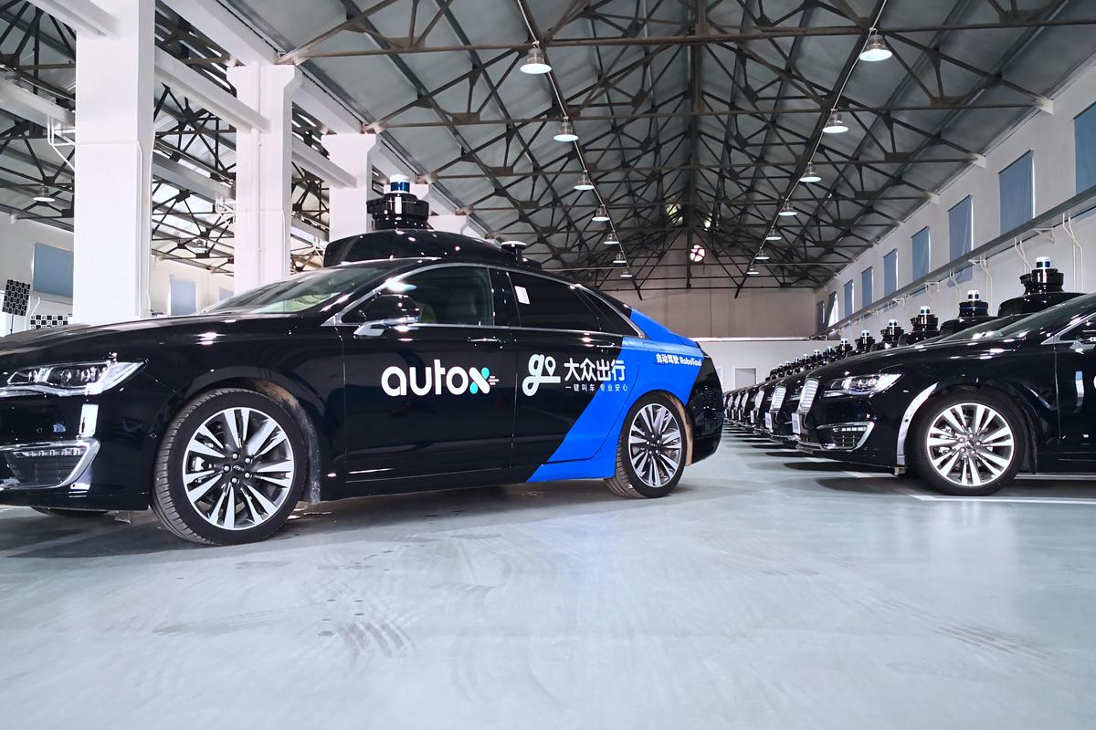 AutoX has partnered with Letzgo, which is headquartered in Shanghai, to give ride-hailers in the city more booking options