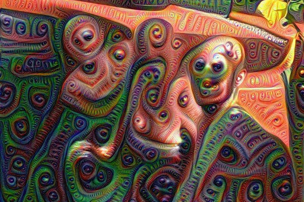 In 2016 machine-generated art produced by Google's Deep Dream went to auction and proved its worth.