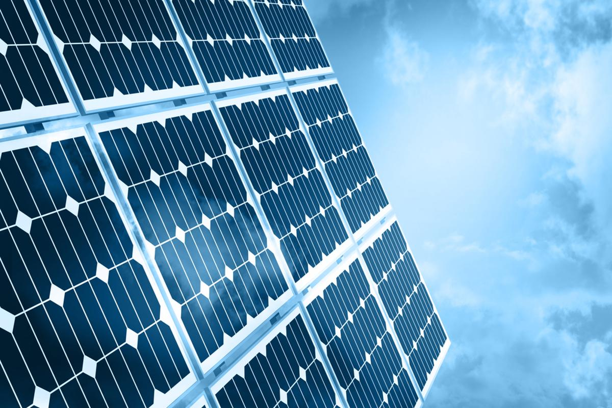 "Using what they call the ""nanoscale sandwich"" technique, researchers have created ultra-thin solar cells that are just as efficient as conventional thicker ones (Photo via Shutterstock)"