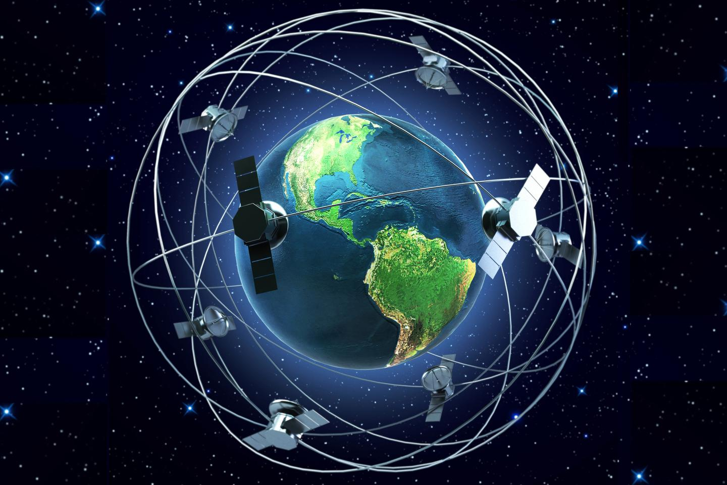 A constellation of satellites combined with terrestrial networks would provide seamless 5G connectivity around the globe