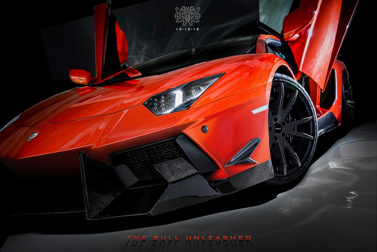 900 hp and a radical body kit