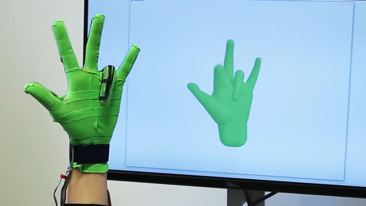 Researchers found the glove outperformed existing products in most cases