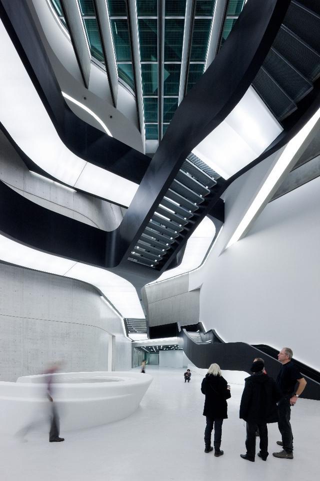 Inside Rome's MAXXI: Italian National Museum of 21st Century Arts