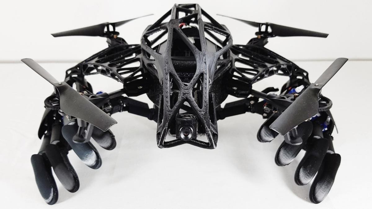 Drone for Handy: it's coming to tousle your hair