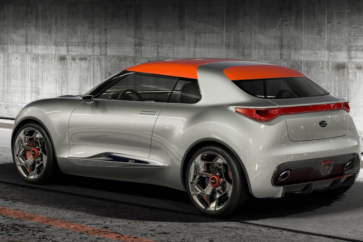 Kia debuted the Provo concept at the 2013 Geneva Motor Show