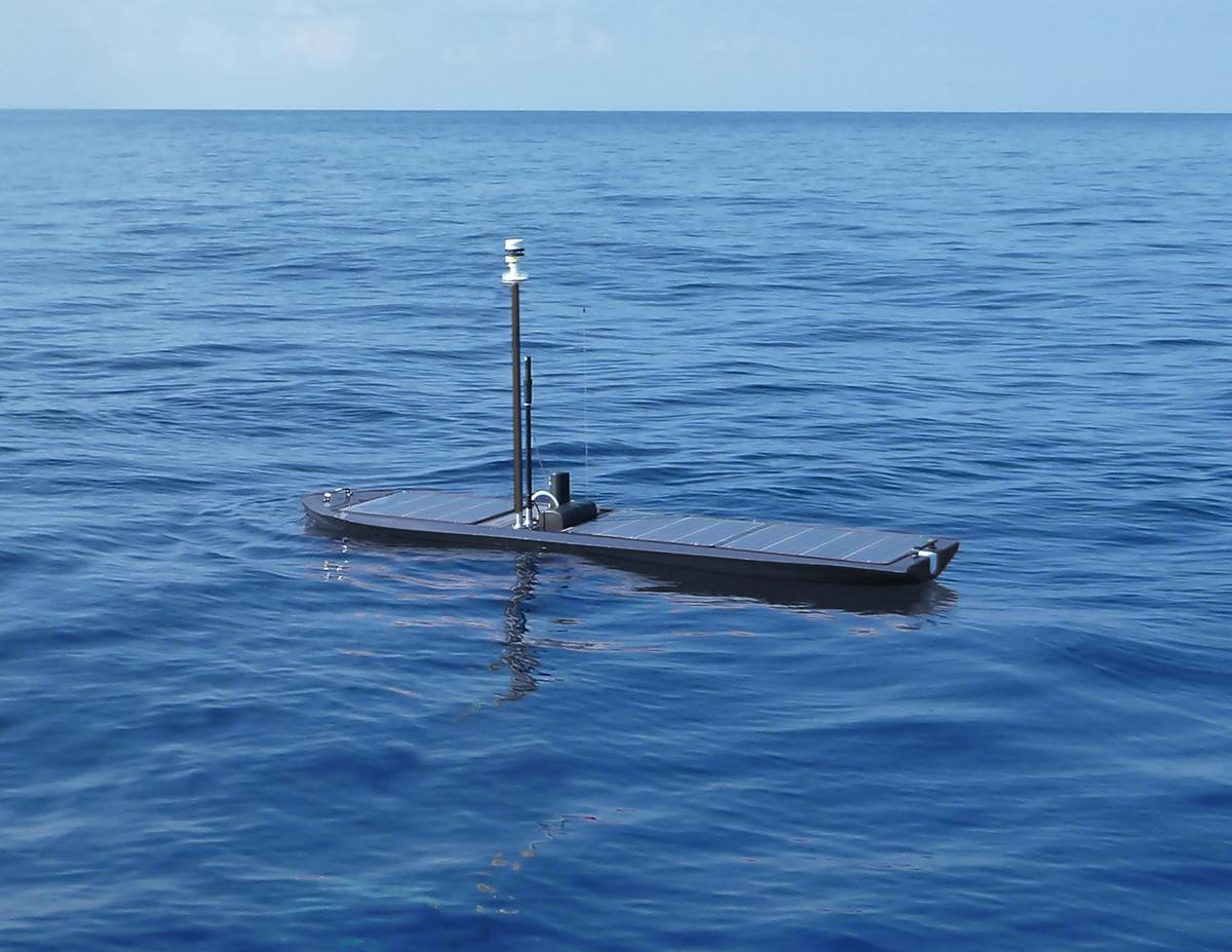 Liquid Robotics has announced the new version of its sea-going Wave Glider robot, the SV3