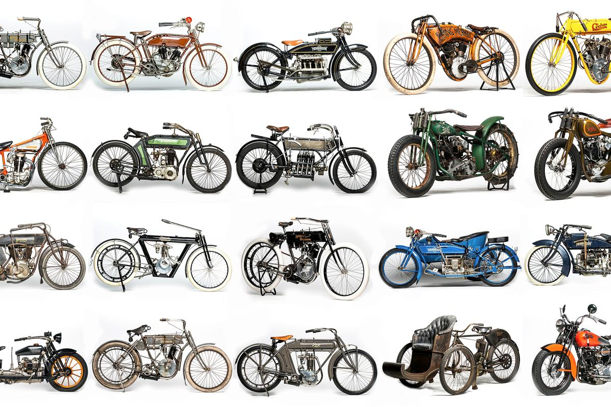 One or two of these bikes might sell for $1,000,000, five for more than $300,000 and more than 100 should fetch $70,000 or more. This auction will redefine the collectible motorcycle marketplace.