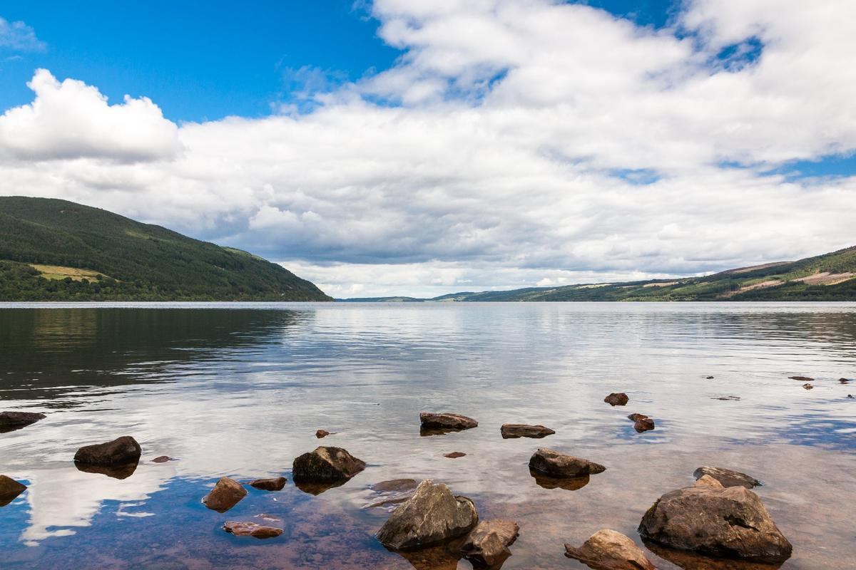 The researchers hope to find environmental DNA in Loch Ness, that can't be matched to species already known to inhabit the lake