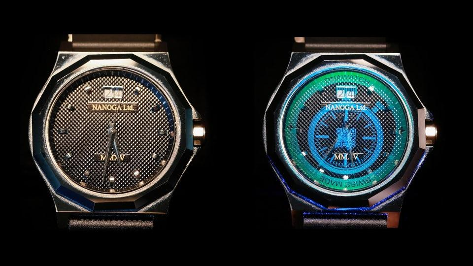 Nanotechnology being used to fight watch counterfeiting