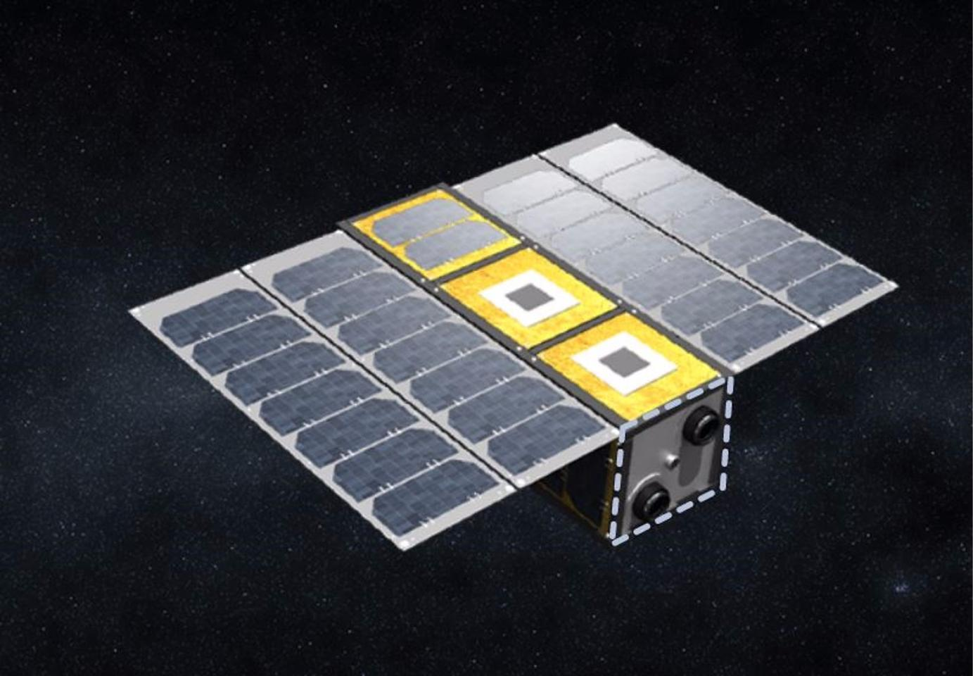 Prospector-X, a technology demonstrator satellite, is the first project of the DSI/Luxembourg partnership