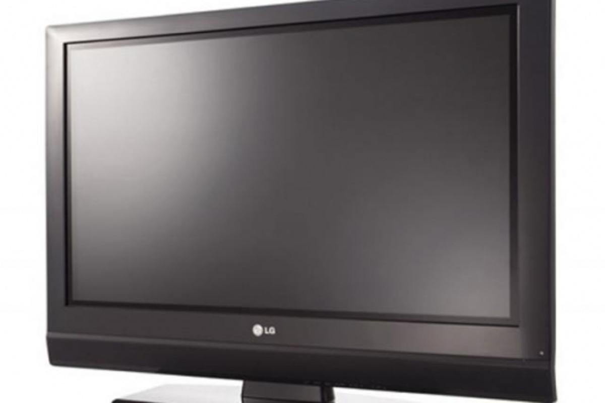 Lg Releases World S Only 32 Inch Plasma Tv