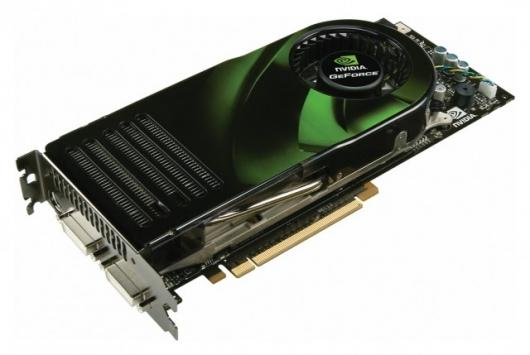 NVIDIA GeForce 8800 GTX