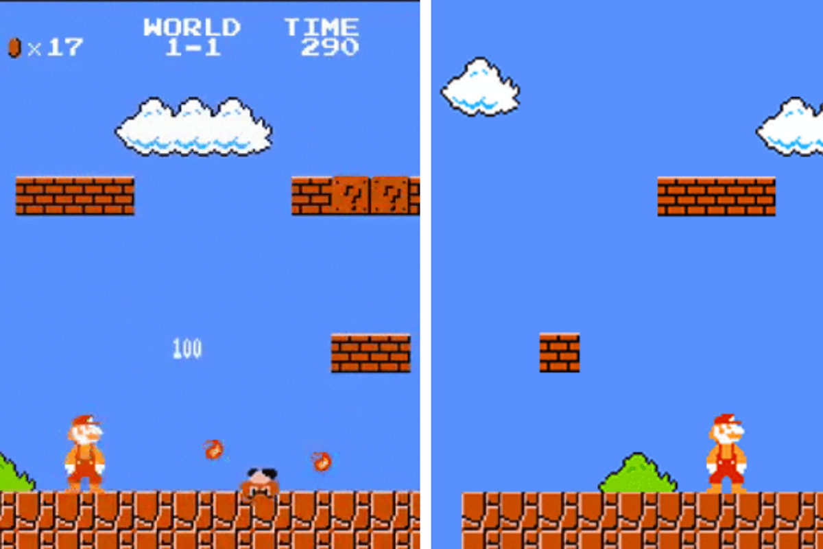 Researchers have built an AI system that can recreate 2D video game engines, starting with Super Mario Brothers