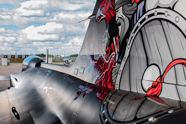 The Gripen Aggressor concept