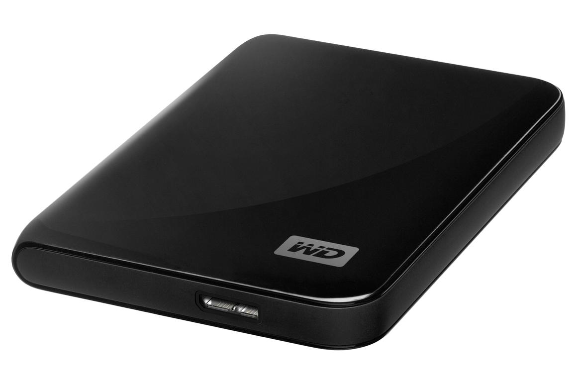 Western Digital has upped the storage options on its external drives and also given them a transfer speed boost with USB 3.0 connectivity