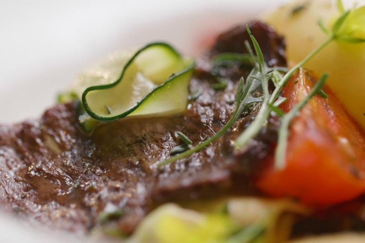 Aleph Farms serves up world's first lab-grown steak