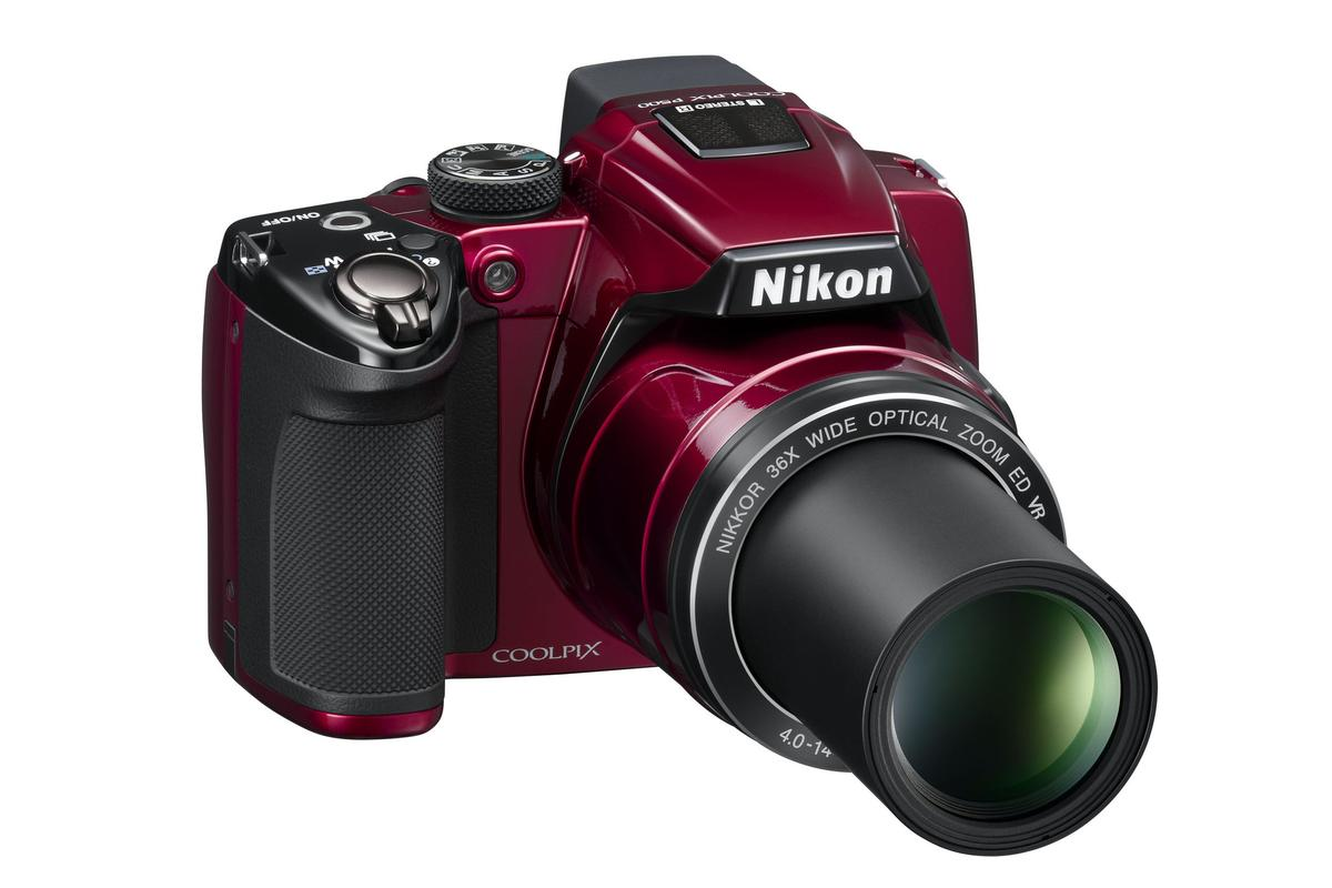 Nikon has revealed a 36x superzoom camera is to join its COOLPIX range in March
