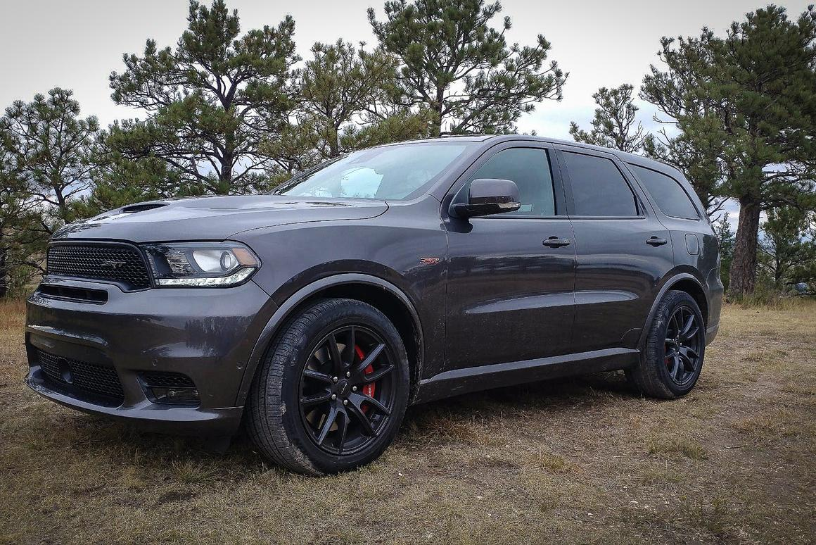 2018 Dodge Durango Full Review >> 2018 Dodge Durango Srt Review Only In America