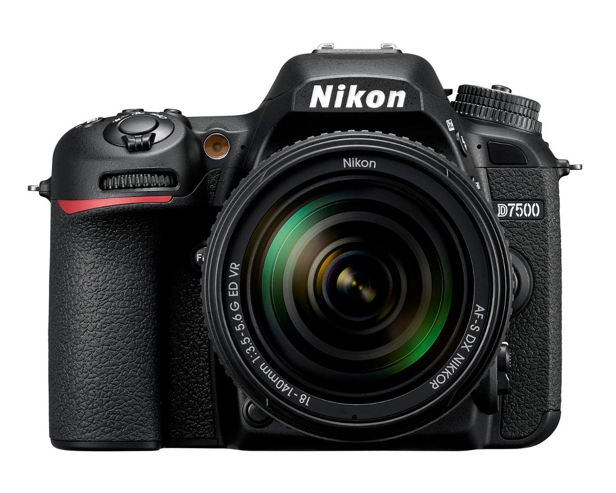 The Nikon D7500 is reported 5 percent lighter than its predecessor