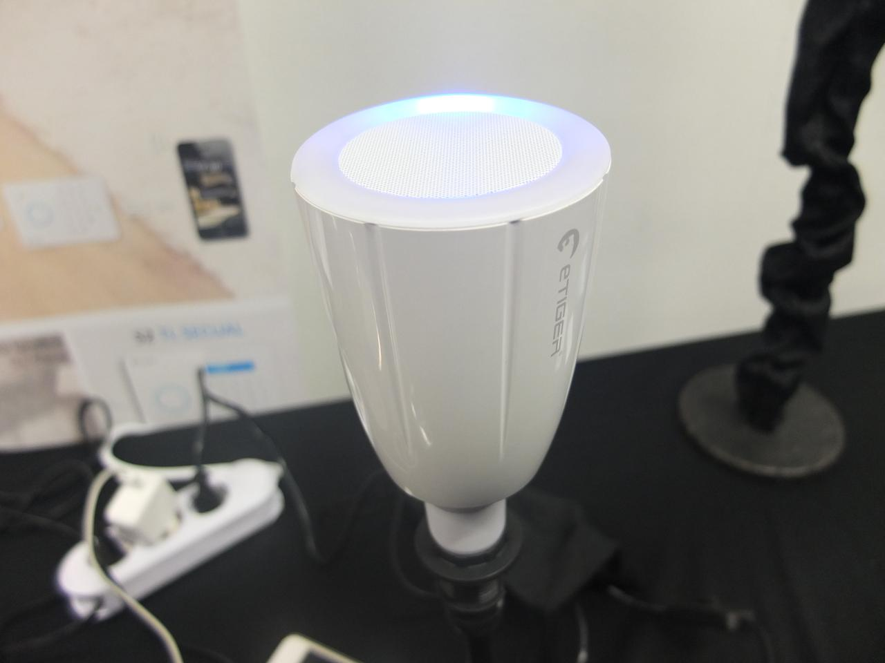 Cosmic Led is on display at IFA Berlin 2013 (Photo: Gizmag)