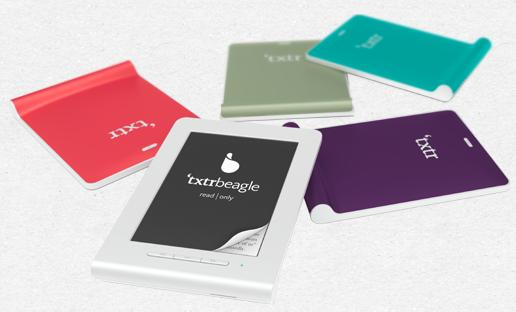 Readers will also have a choice of four different colors: jade green, grapefruit, purple, and turquoise