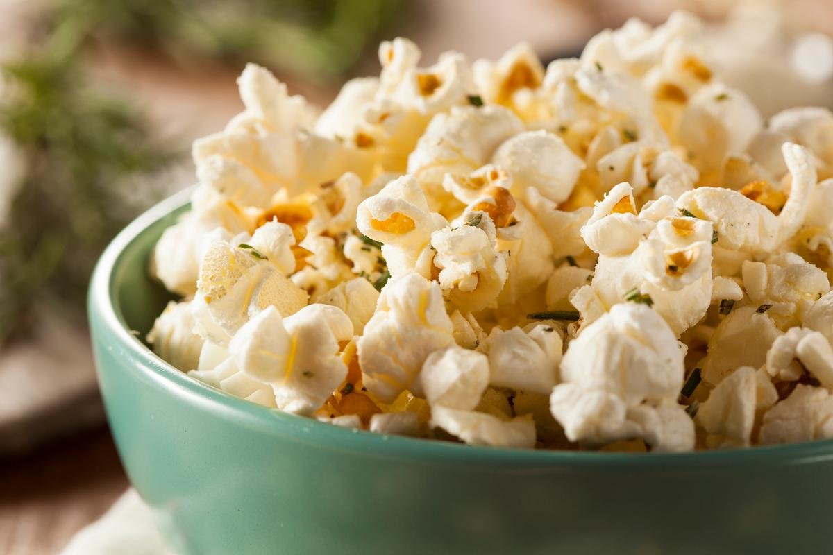 Scientists have unearthed some new knowledge about what makes popcorn pop