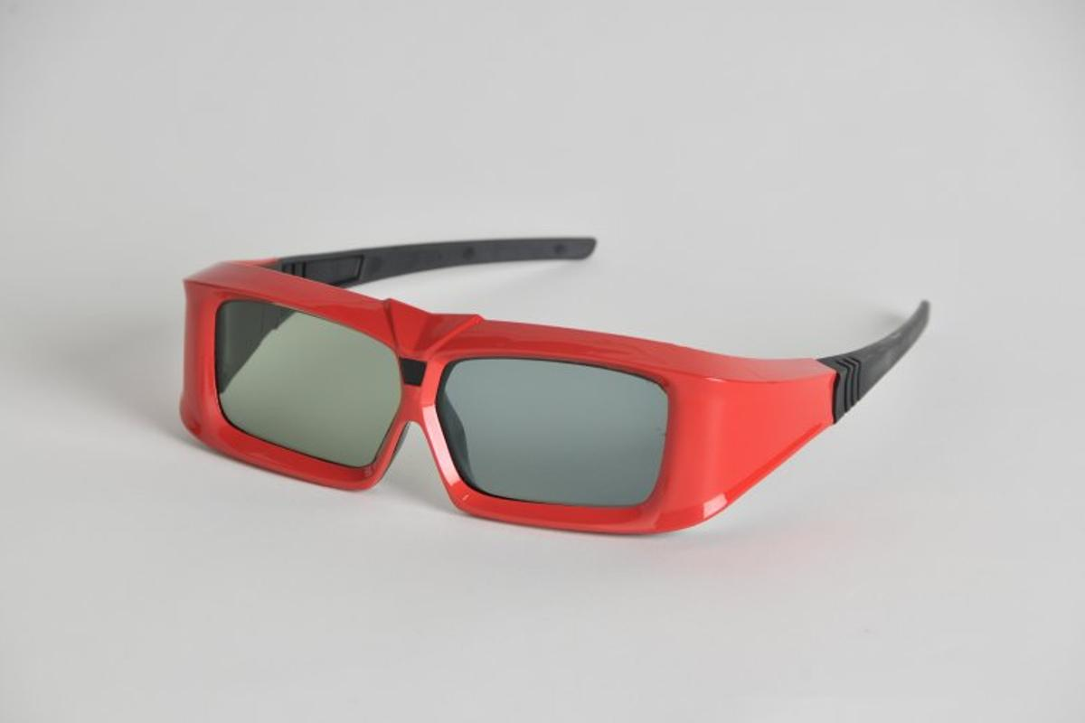 """The XpanD X103 active shutter 3D glasses are claimed to have """"the fastest shutter speed in the market today"""" which should make for a smooth stereoscopic viewing experience"""