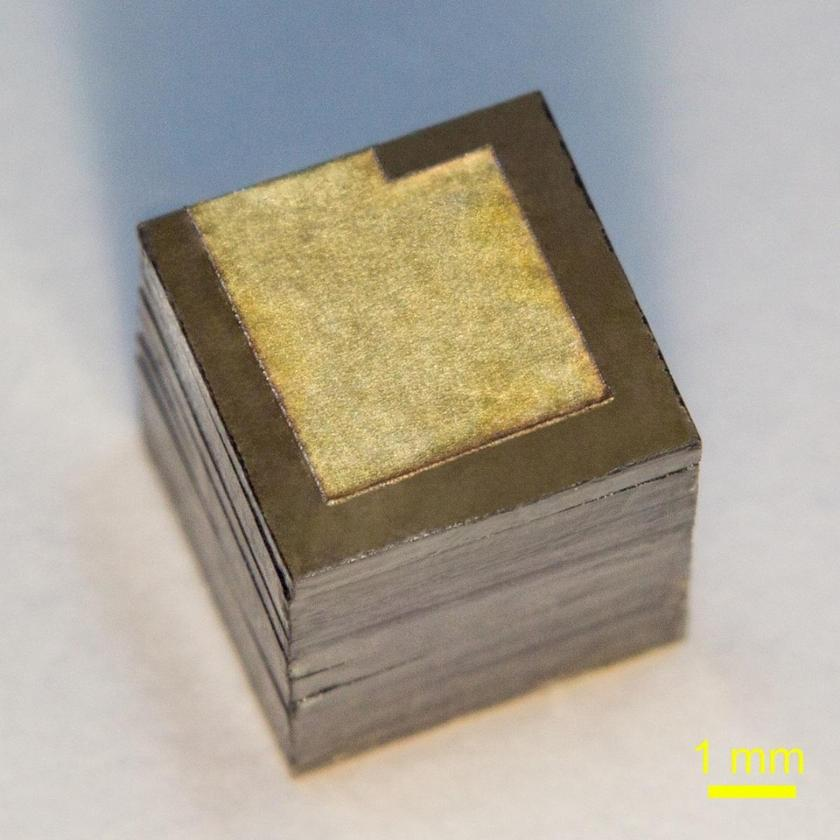 The prototype of the new nuclear battery