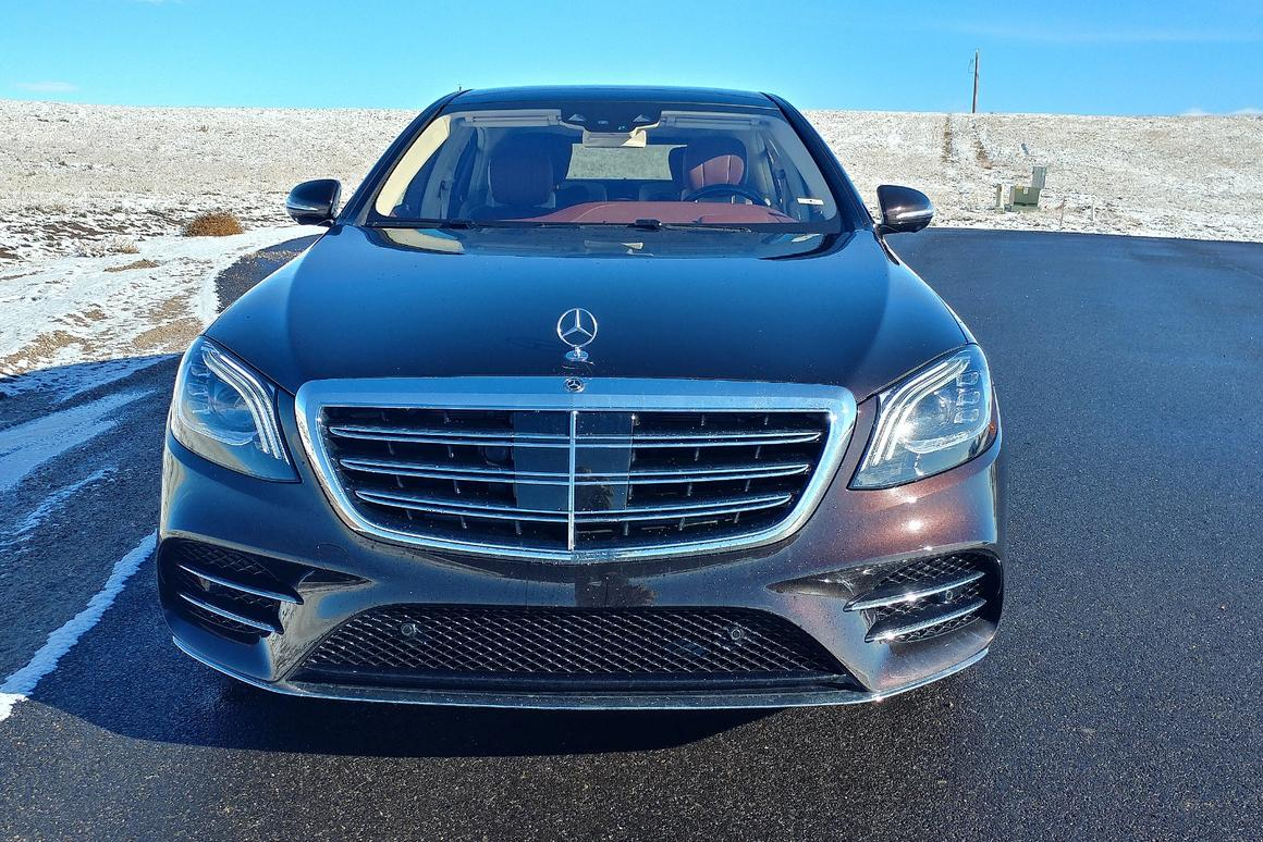 Review: 2018 Mercedes-Benz S450 is