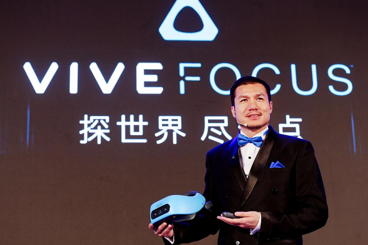 The Focus was announced at an event in China, and is heading to the Chinese market first