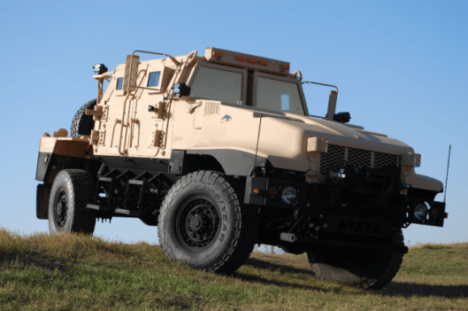 BAE Systems M-ATV
