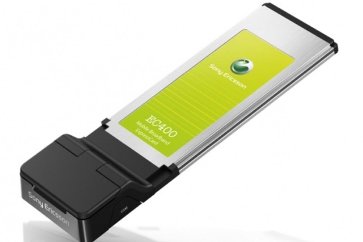 The Sony Ericsson EC400