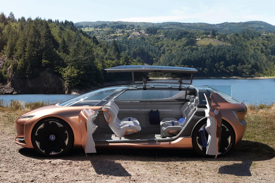 Renault's SYMBIOZ Concept