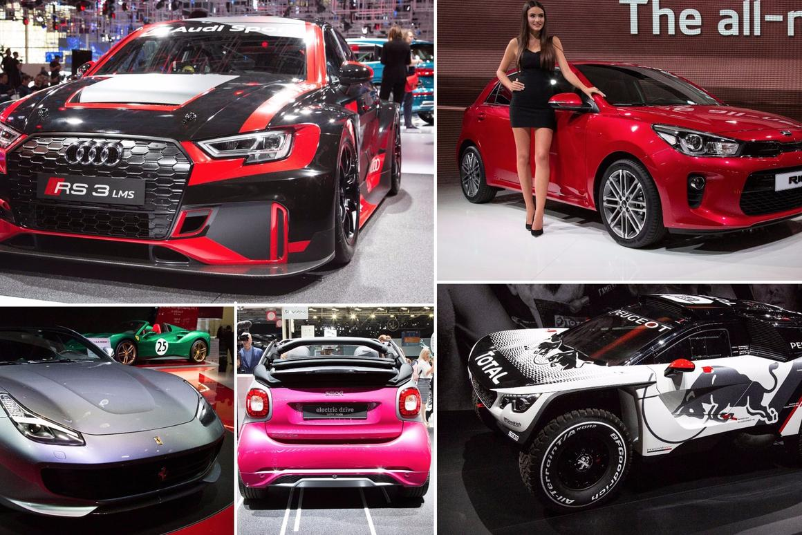 The best new launches from the 2016Paris MotorShow