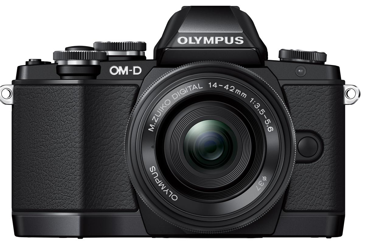 The Olympus OM-D E-M10 is the latest addition to the OM-D line-up